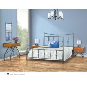 Μεταλλικό κρεββάτι 783
